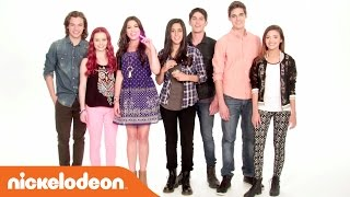 Talia in the Kitchen | Dance Party w/ Every Witch Way Cast | Nick