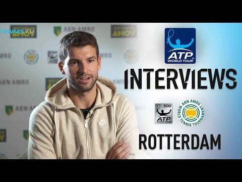 Dimitrov Reflects On Moving Into Rotterdam Final