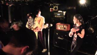2012.11.9三条ROCKET PINKで行われたイベント『闇のカーニバル』に出演...