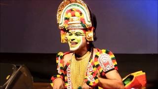 Ottan Thullal By Kalamandalam Geethanandan