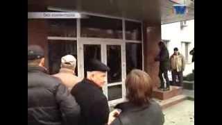 Хмельницкий стрельба СБУ / Ukraine Khmelnitsky shooting SBU(, 2014-02-19T13:03:46.000Z)