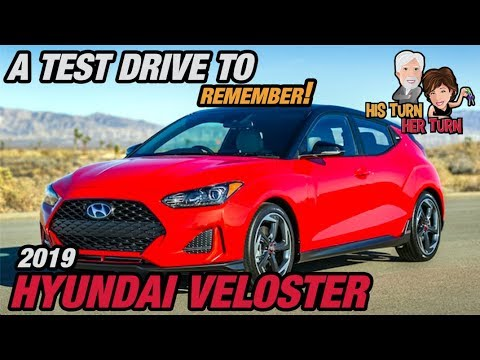 2019 Hyundai Veloster A Test Drive to Remember