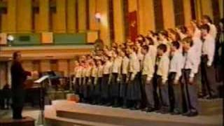 All Things Bright and Beautiful (John Rutter) SA Choir