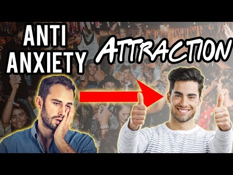 Anti-Anxiety Attraction: 4 Ways To Crush Anxiety at Parties