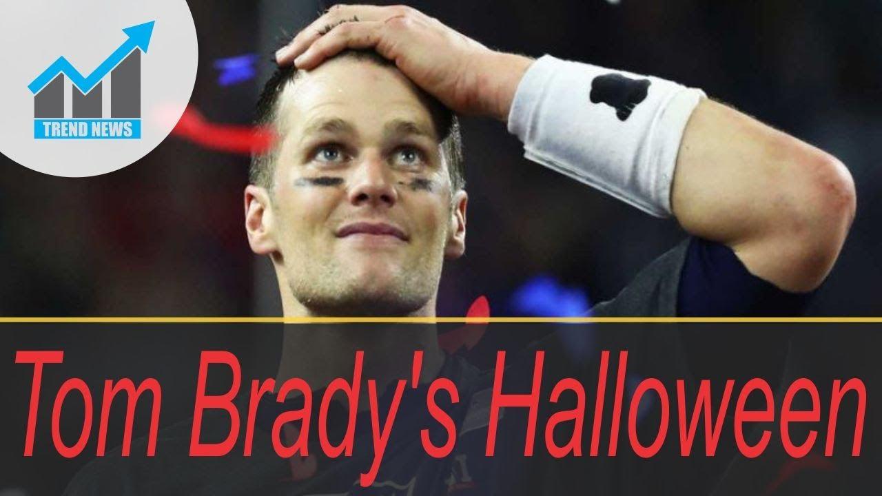 Tom Bradyu0027s Halloween costume will be ... avocado and toast  sc 1 st  YouTube & Tom Bradyu0027s Halloween costume will be ... avocado and toast - YouTube