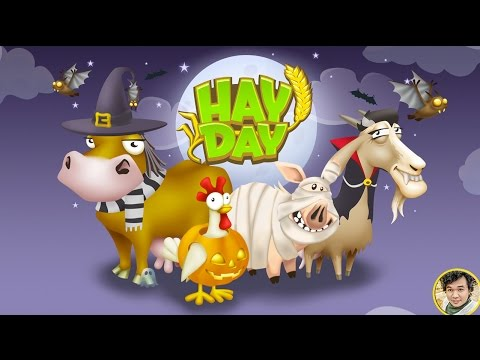 What New Updating In Hay Day Halloween 2016? - Hay Day Updating ...