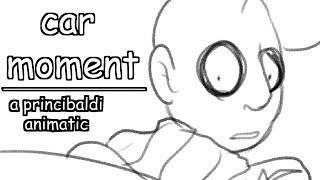 Car moment - baldi's basics/princibaldi [animatic]