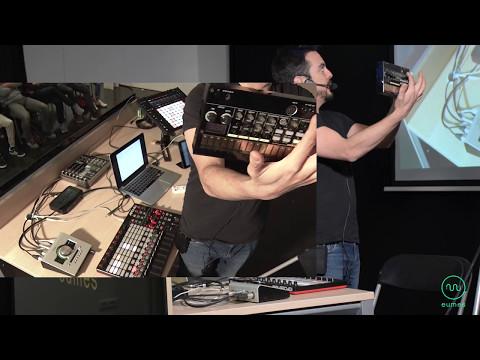 Masterclass creación de un Live Set con Ableton