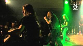 DISBELIEF - Sick live @ Chronical Moshers Open Air 2012