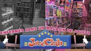 [VLOG] Enfermés dans le plus grand magasin de jouets de Paris: Village JouéClub - Studio Bubble Tea