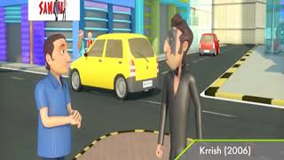 HALKAT SAWAAL SPOOF KRRISH 2006