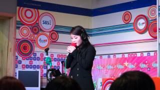 [SBS 두시탈출 컬투쇼 방청 LIVE] K-POP STAR 이하이 - Sway