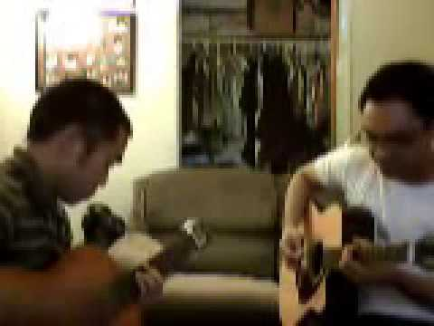 Hung on Chris - Blink182 M+M's acoustic cover