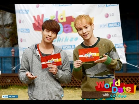 [World Date with SHINee] Episode 2 Full