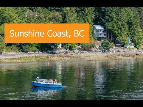 Day Trip To Sunshine Coast, BC