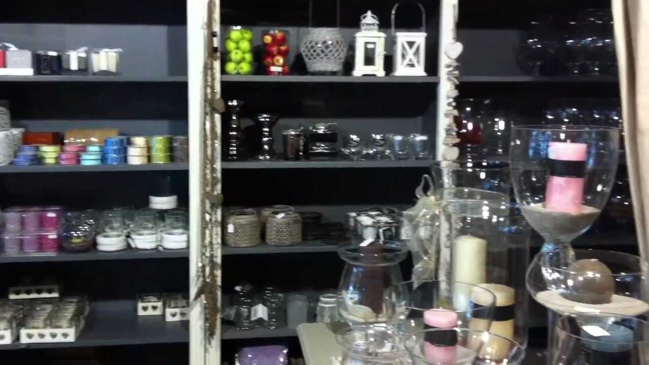 Couleurs de provence interieurwinkel te westende youtube for Interieur winkels