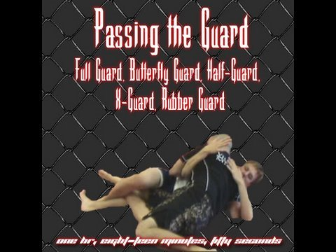 Passing The Guard - Video Set