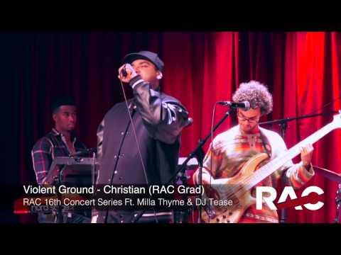 RAC Concert Series   Cypher