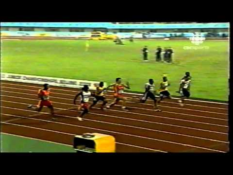 2006 IAAF World Juniors 100m