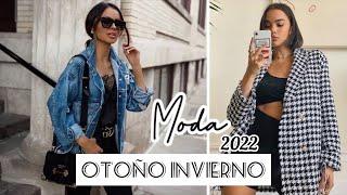 LOOKS DE MODA OTOÑO INVIERNO TENDENCIAS 2021-2022 FASHION WINTER TRENDS 2021-22 screenshot 4