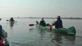 Zambezi Trek & Paddle - Sep 2011