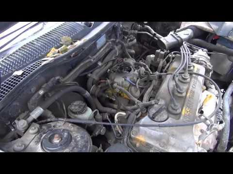 Фото к видео: Nissan Presea карбюратор Hitachi