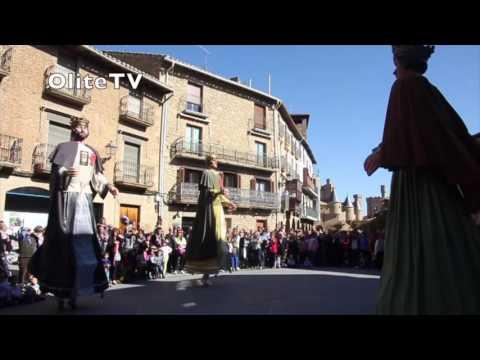 Fiesta de la Peña El Copón en Olite
