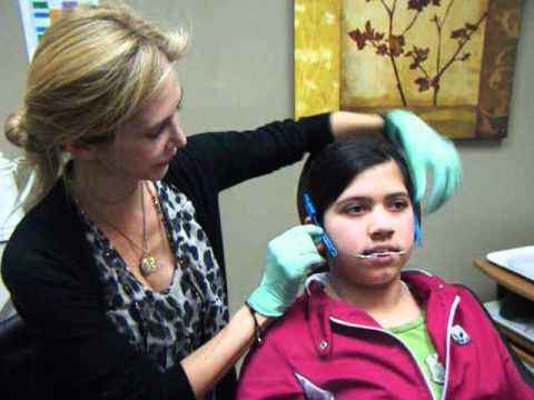 Headgear Patient at Clear Advantage Orthodontics