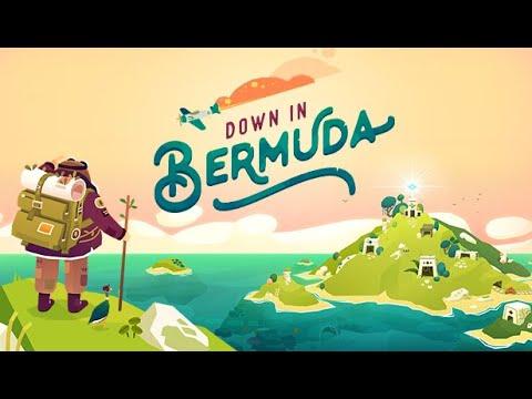 Down in Bermuda Walkthrough | Full Gameplay