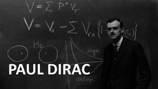 PAUL DIRAC. Parte 1: ¿Quién fue Paul Dirac?