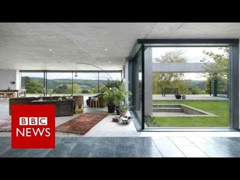 RIBA: Outhouse - BBC News