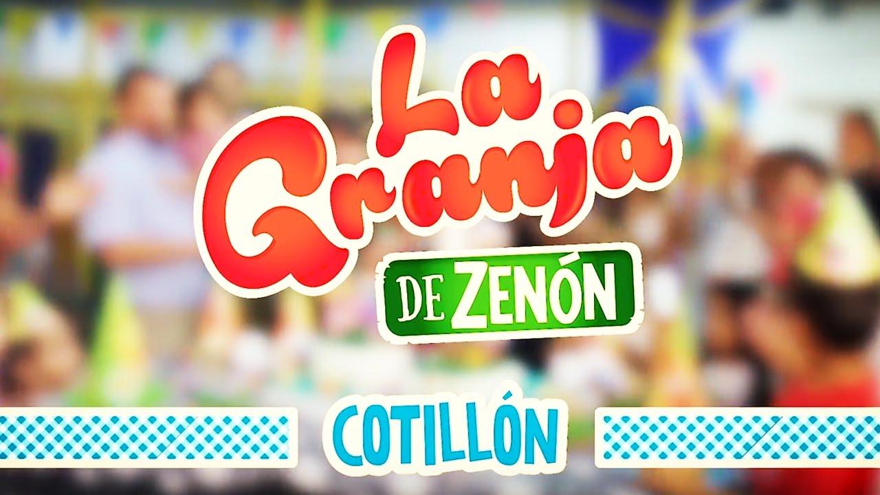 Llego El Cotillon De La Granja De Zenon Festeja Tu Cumple Con