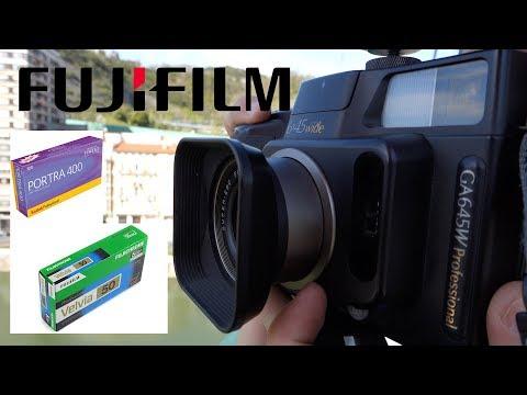 Fuji GA645w: Review by Nicos Photography Show