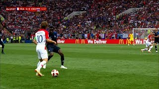 Luka Modric vs France WC FINAL