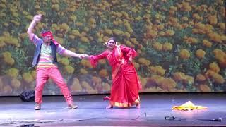 Amar Gorur Garite | আমার গরুর গাড়ীতে | Bangla Folk Dance