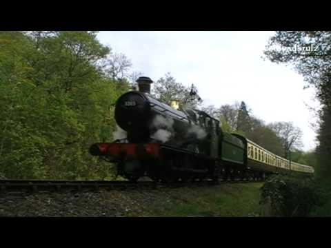 South Devon Railway - Cambrian Gala - 25/04/11