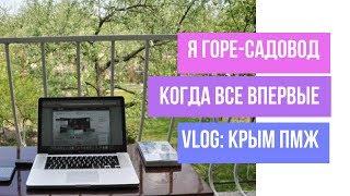Когда ты впервые садовод) Переживаю за кота! Моя жизнь пенсионера в Крыму в своем доме)