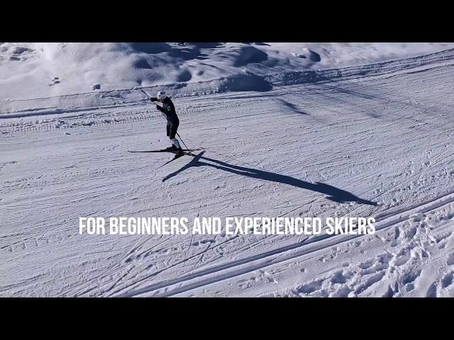 Cross-country skiing in Kranjska Gora