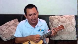 """Bài hát """"Chủ nhật buồn"""", nhạc Rezso Seress, lời Phạm Duy, tự đệm hát bằng đàn Ukulele"""