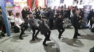 킹덤즈(Kingdoms)/ Not Today-방탄소년단(BTS) 20191014 홍대(HongDae) 버스킹…