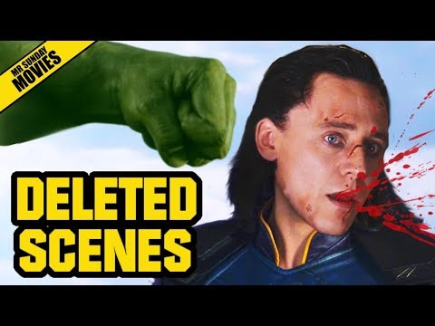 THOR: RAGNAROK Deleted Scenes & Changes