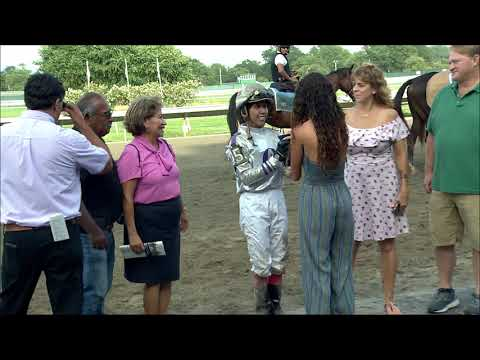video thumbnail for MONMOUTH PARK 8-17-19 RACE 11