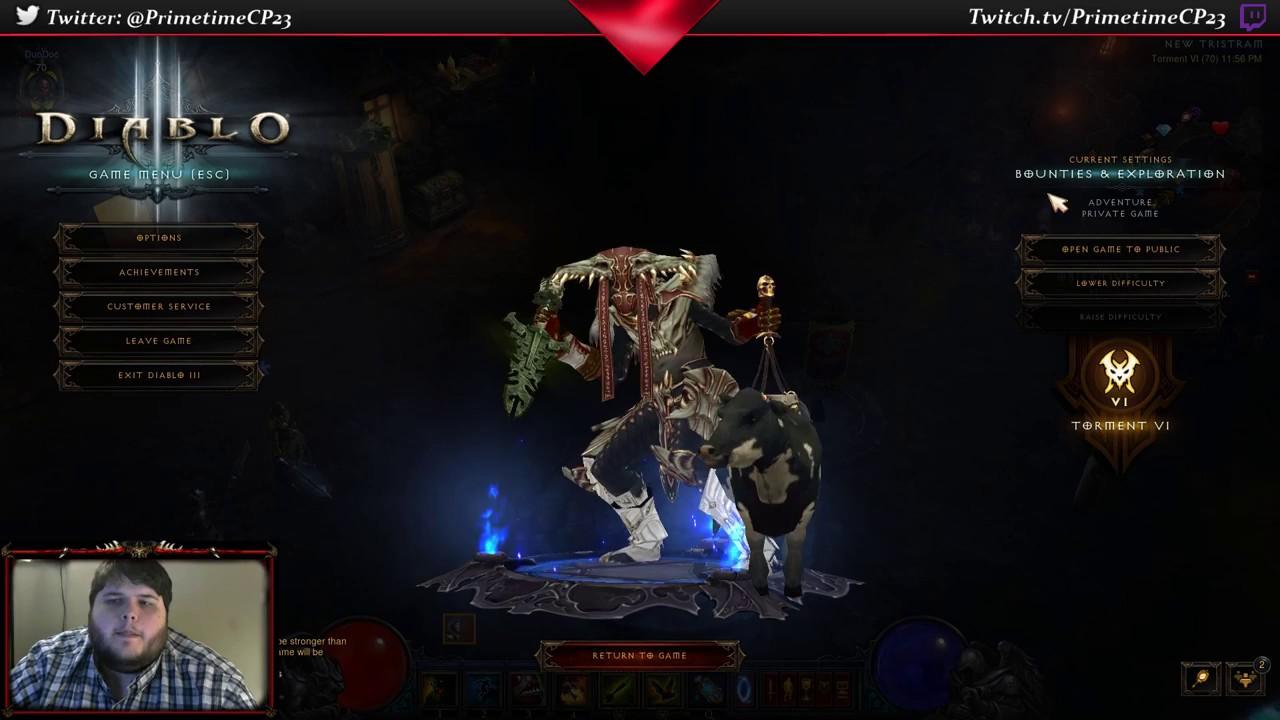 Diablo  Witch Doctor Build Season