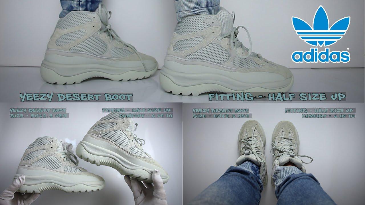 yeezy salt boot