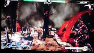 Mortal Kombat 9 - x5iVE STAR (KL) vs chemNova (Sektor) - Aussie Casuals (Online)