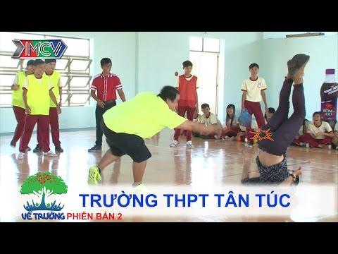 Trường THPT Tân Túc | VỀ TRƯỜNG | mùa 2 | Tập 85