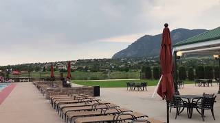 Cheyenne Mountain Resort - Look Inside the Aquatic Center At The Colorado Country Club -
