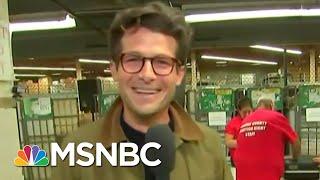 Jacob Soboroff's Election Night Coverage Sets Off Alarm Bells | MSNBC