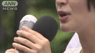 参院選 公示後初の日曜日 各党首らが支持呼びかけ(19/07/08)