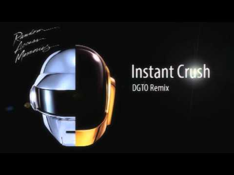 Daft Punk - Instant Crush (DGTO remix)